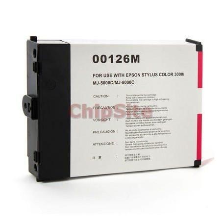 Epson S020126 MAGENTA Tinteiro Compativel