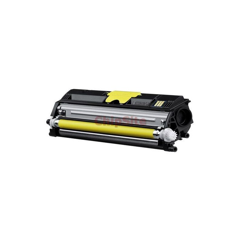 EPSON ACULASER C1600/CX16 Yellow C13S050554 Toner Compativel