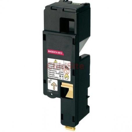 EPSON ACULASER C1700/CX17 Magenta C13S050612 Toner Compativel