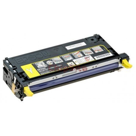 EPSON C3800 Yellow C13S051124 (TONER KIT) Toner Compativel