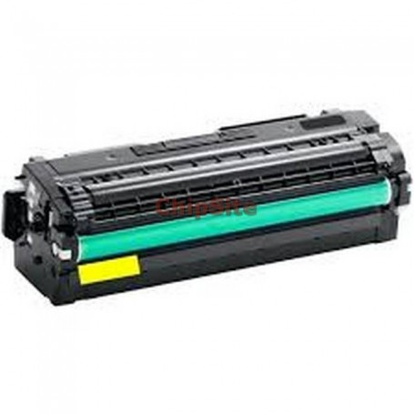 Samsung CLP680/CLX6260 Yellow Toner Compativel