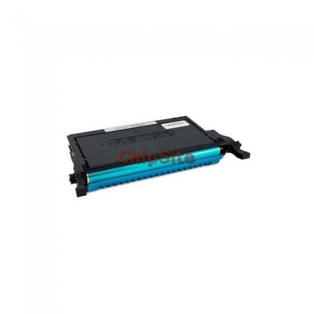 Samsung CLP770/CLP775 Cyan Toner Compativel