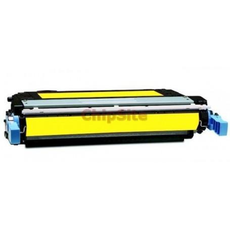 HP CB402A Yellow Tinteiro Compativel