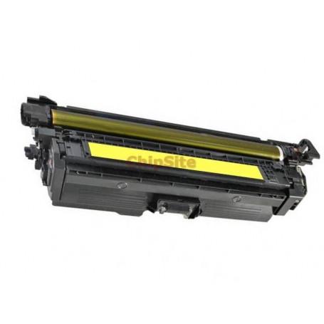 HP CE272A Yellow Nº650A Tinteiro Compativel