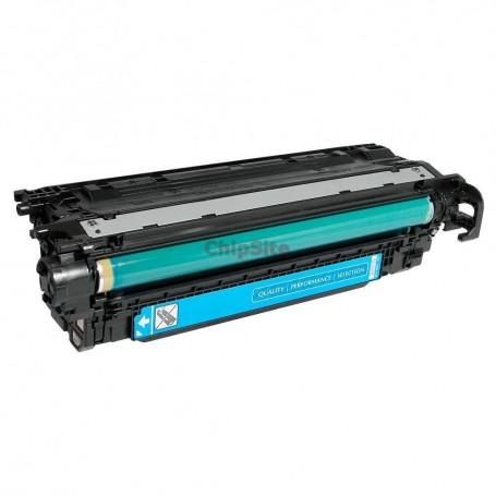 HP CE401A Cyan Nº507A Toner Compativel