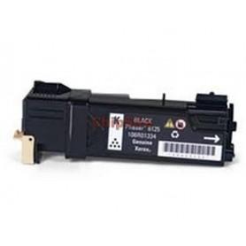 Xerox Phaser 6125 Black Toner Compativel 106R01334