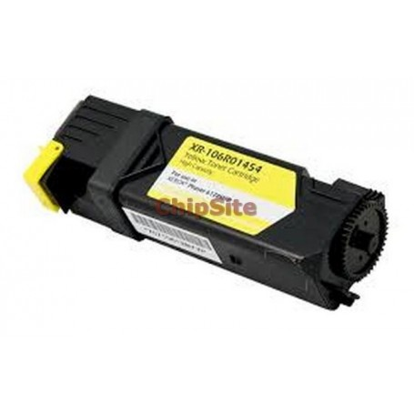 Xerox Phaser 6128 Yellow 106R01454 Toner Compativel