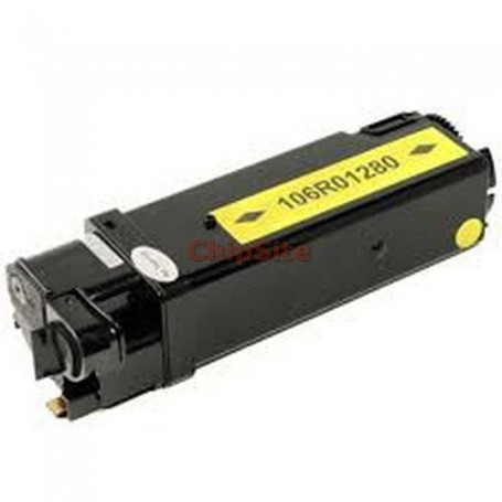 Xerox Phaser 6130 Yellow 106R01280 Toner Compativel