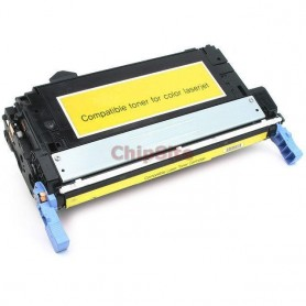 HP Q5952A Yellow Toner Compativel