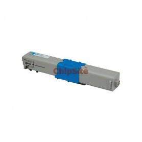 OKI 44973535 Cyan C301DN / C321DN / MC342DN Toner Compativel