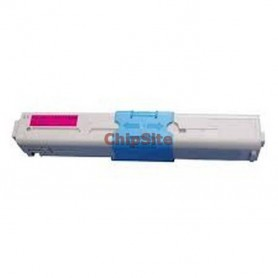 OKI 44469705 Magenta C310 / C510 / MC351 / MC361 Toner Compativel