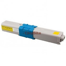 OKI 44469704 Yellow C310 / C510 / MC351 / MC361 Toner Compativel