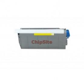 OKI 41963005 Yellow C7100 / C7300 / C7350 / C7500 Toner Compativel