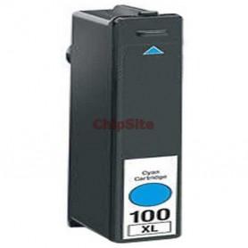 Lexmark 100XL CYAN 14N1069E Tinteiro Compativel