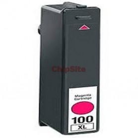 Lexmark 100XL MAGENTA 14N1070E Tinteiro Compativel