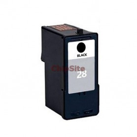 Lexmark  28 Black  18C1528E Tinteiro Compativel
