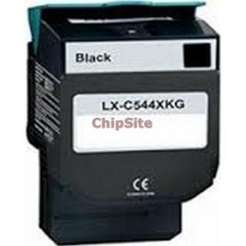 Lexmark C540N/C544DN/X544N Black C540H1KG Toner Compativel