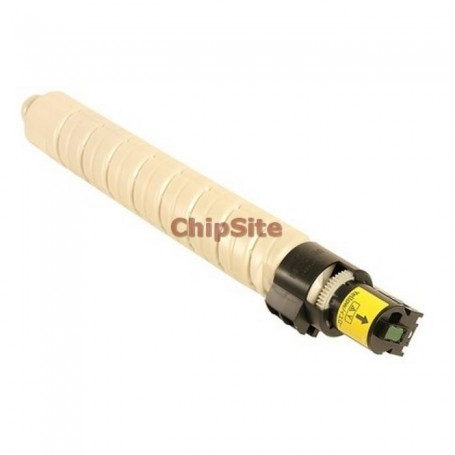 Ricoh Aficio 841125 Yellow Toner Compatível MP-C2800 / MP-C3300