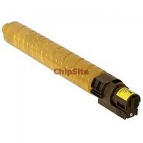 Ricoh Aficio 884931 / 888609 Yellow Toner Compatível MP-C3500 / MP-C4500