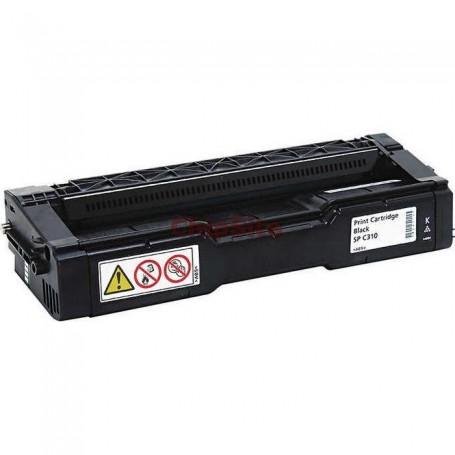 Ricoh406479 Black Tinteiro Compatível SP-C231N/SP-C310