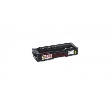 Ricoh Aficio 406482 Yellow Tinteiro Compatível SP-C231N/SP-C310
