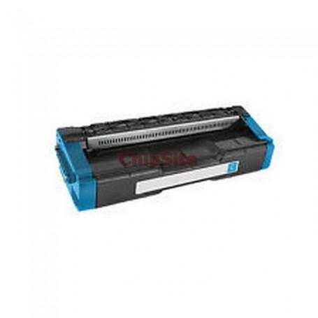 Ricoh Aficio 407544 CYAN Tinteiro Compatível SP-C250DN/SP-C250SF