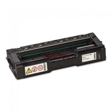 Ricoh Aficio 407531 Black Tinteiro Compatível SP-C252DN/SP-C252SF