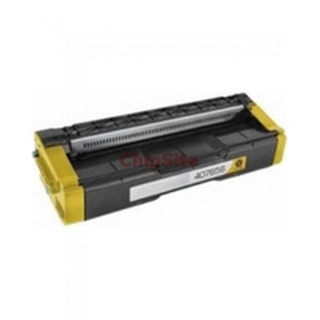 Ricoh Aficio 407534 Yellow Tinteiro Compatível SP-C252DN/SP-C252SF