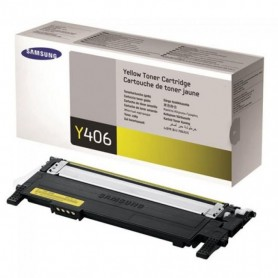 Samsung CLTY406S Yellow Toner