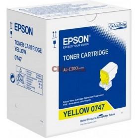 Epson 0747 Yellow C13S050747