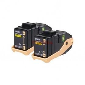 Epson 0602 Yellow C13S050606 Pack Duplo