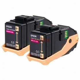 Epson 0604 Cyan C13S050608 Pack Duplo