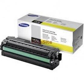 Samsung CLT-Y506L Yellow Toner