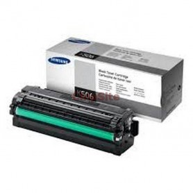 Samsung CLT-K506L Black Toner
