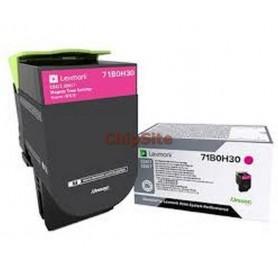 Lexmark 70C0D30 Magenta Toner