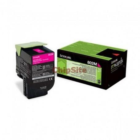 Lexmark 24B6009 Magenta 024B6009 Toner