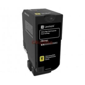 Lexmark 84C2HYE Yellow 084C2HYE Toner