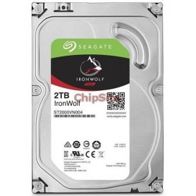 Seagate IronWolf 2TB Sata 6Gb/s