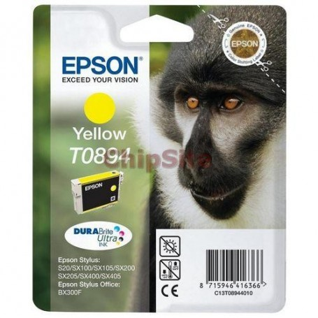 Epson T0894 Yellow