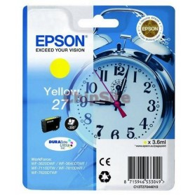 Epson 27 Yellow