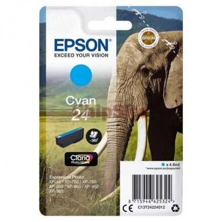 Epson 24 Cyan