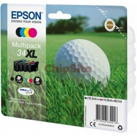 Epson 34XL MultiPack