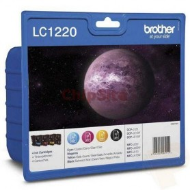 Brother LC1220VALBP MultiPack
