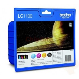 Brother LC1100VALBP MultiPack