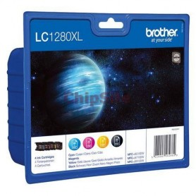 Brother LC1280XLVALBP MultiPack