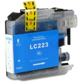 Compativel Brother LC223 / LC 221 Cyan