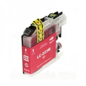 Compativel Brother LC223 / LC 221 Magenta