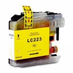 Compativel Brother LC223 / LC 221 Yellow