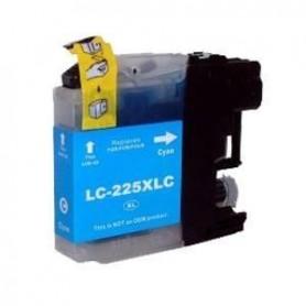 Compativel Brother BI-LC225 XL Cyan
