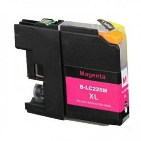 Compativel Brother BI-LC225 XL Magenta